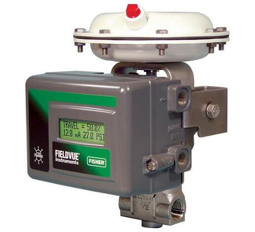 Fisher™ FIELDVUE™ DVC2000 Digital Valve Controller