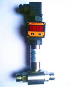 Led differential pressure transmitter 1