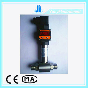 Led differential pressure transmitter
