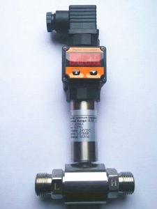 Led differential pressure transmitter 2