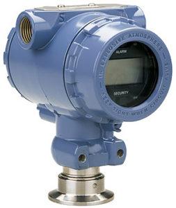 Rosemount 2090F Sanitary Absolute and Gauge Pressure Transmitter