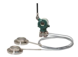 EJX118B Wireless Differential Pressure/Pressure Transmitter