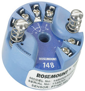 Rosemount 148 Analog Temperature Transmitter