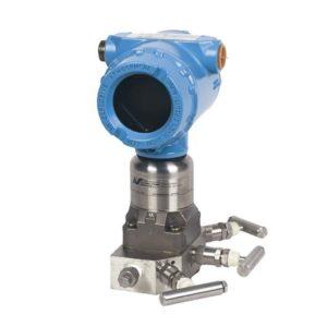 Coplanar Differential Pressure Transmitter 3051S2CG4A2E12A1AE5M5