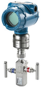 Rosemount 3051S Differential Pressure Transmitter 3051SAL1CD3AA1A1020DFF71DA00M5