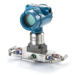 Coplanar Differential Pressure Transmitter 3051S1CD3A2F12A1AE5M5