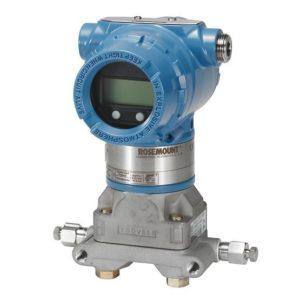 Rosemount Gauge Pressure Transmitter 3051CG5A02A1AH2B1E5
