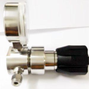 gas pressure valve