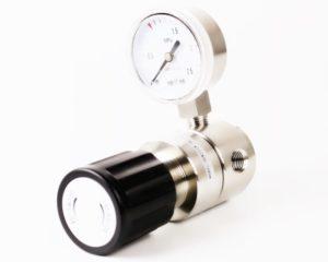 automated pressure regulator