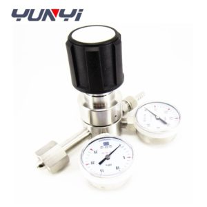 high pressure back pressure regulator
