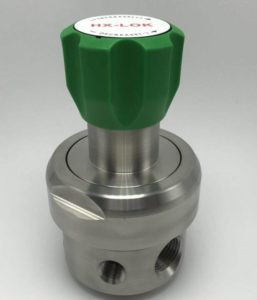 diaphragm structure pressure regulator