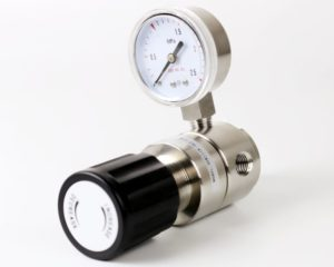double stage pressure regulator 2