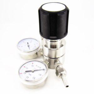 variable pressure reducing valve