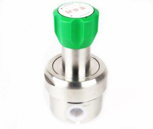 automatic pressure regulator