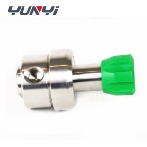 Stainless steel small pressure regulator