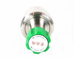 locking air pressure regulator