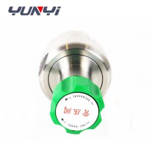 adjustable natural gas pressure regulator