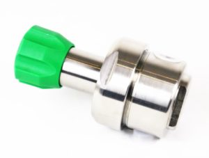 oxygen cylinder pressure regulator