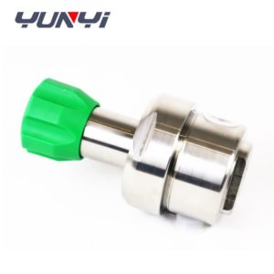 oxygen pressure regulator valve reducer