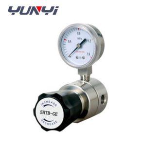 hydrogen gas pressure regulator