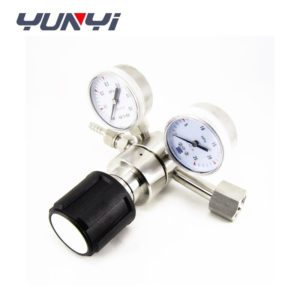 lp gas pressure regulator adjustment