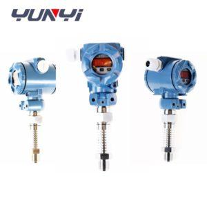 inline pressure transducer