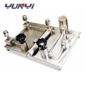 XY-2008 Tischwasserhydraulischer Druckkalibrator